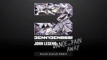 Benny Benassi feat. John Legend - Dance The Pain Away (Eelke Kleijn Remix) [Cover Art]