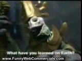 Banned Budweiser Alien Dogs Commercial