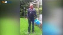 Ice Bucket Challenge-video: Bert Visscher - RTV Noord