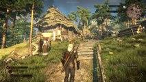 The Witcher 3 Wild Hunt - Gamescom 2014 Gameplay Demo