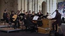 Le Concert Spirituel au festival de Saintes 2014