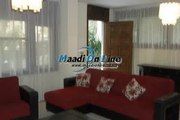 Studio ground floor for rent in Maadi Degla with privet garden privet entrance