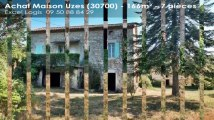 A vendre - Maison/villa - Uzes (30700) - 7 pièces - 166m²