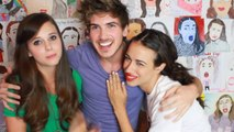 WERE DATING THE SAME GUY!  Dating Advice w-Miranda Sings & Joey Graceffa