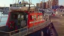 Station SNSM de PALAVAS les Flots - Interventions du 17-08-2014-2