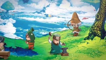 Fantasy Life Overview Trailer de Fantasy Life