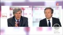 """""""On va poursuivre cette stratégie qui consiste à donner du pouvoir d'achat"""" (Stéphane Le Foll sur France 2, le 20 août 2014))"""