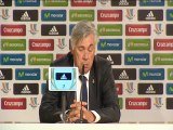 Ancelotti says Real Madrid poised to win Spanish Super Cup