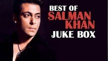 Best of Salman Khan - Greatest Hits Jukebox - Superhit Bollywood Songs