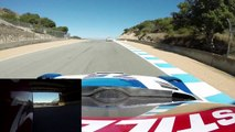 GO PRO - Legendary racer Steve Millen and his No. 75 Nissan 300ZX take to the track in Monterey