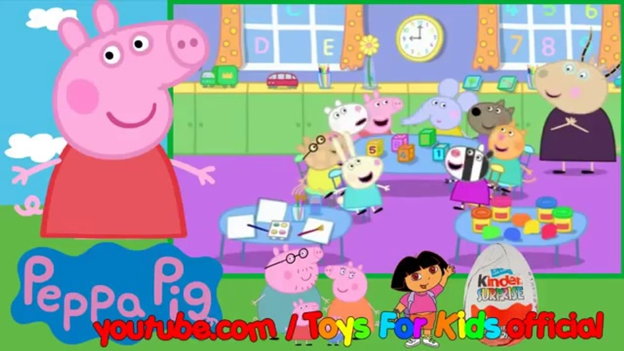 Peppa Pig English Episodes 03 Emily Elephant