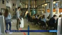 19/20 France 3 Rhone-Alpes, Charlène Magnin de l'UNEF Lyon sur la hausse du coût de la vie étudiante à la rentrée