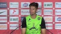 Orléans - Brest : Manuel Perez en conférence de presse d'avant-match