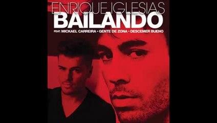 """Vídeo de la canción """"Bailando"""" de Enrique Iglesias feat. Mickael Carreira"""