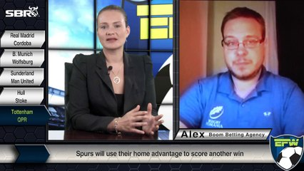 Tottenham vs QPR [24.08.14] EPL Football Match Preview