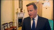 Le bourreau de James Foley probablement britannique, selon David Cameron