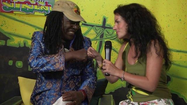 ALPHA BLONDY interview @ Rototom Sunsplash 2014