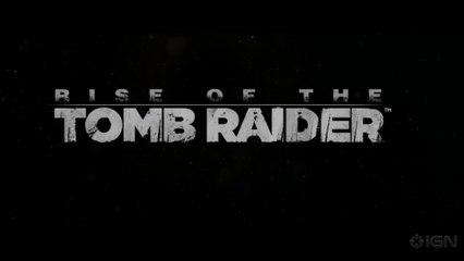 Gamescom Trailer de Rise of the Tomb Raider