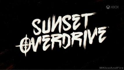 Gamescom Trailer de Sunset Overdrive
