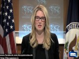 Dunya News- Deepening political crisis: US closely monitoring situation in Pakistan