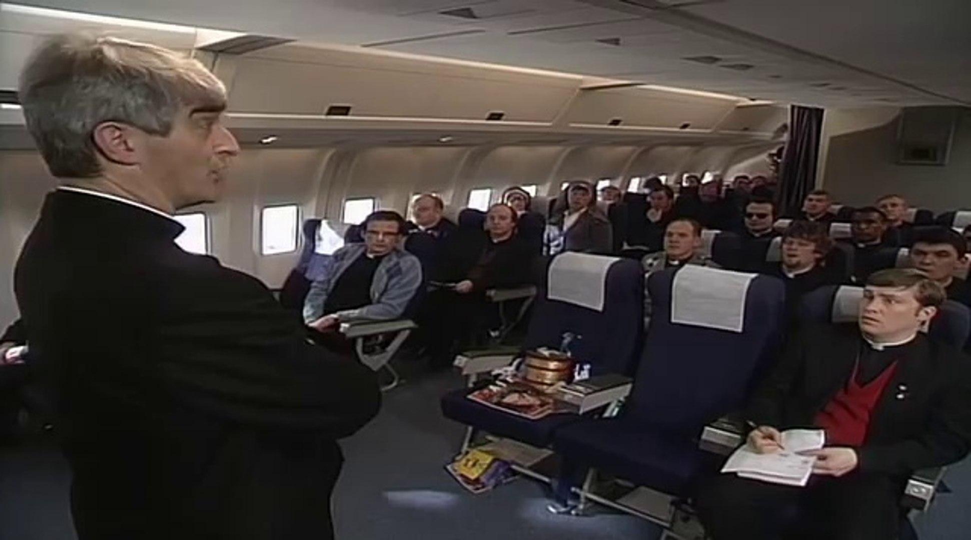 Father Ted S02E10 Flight into Terror