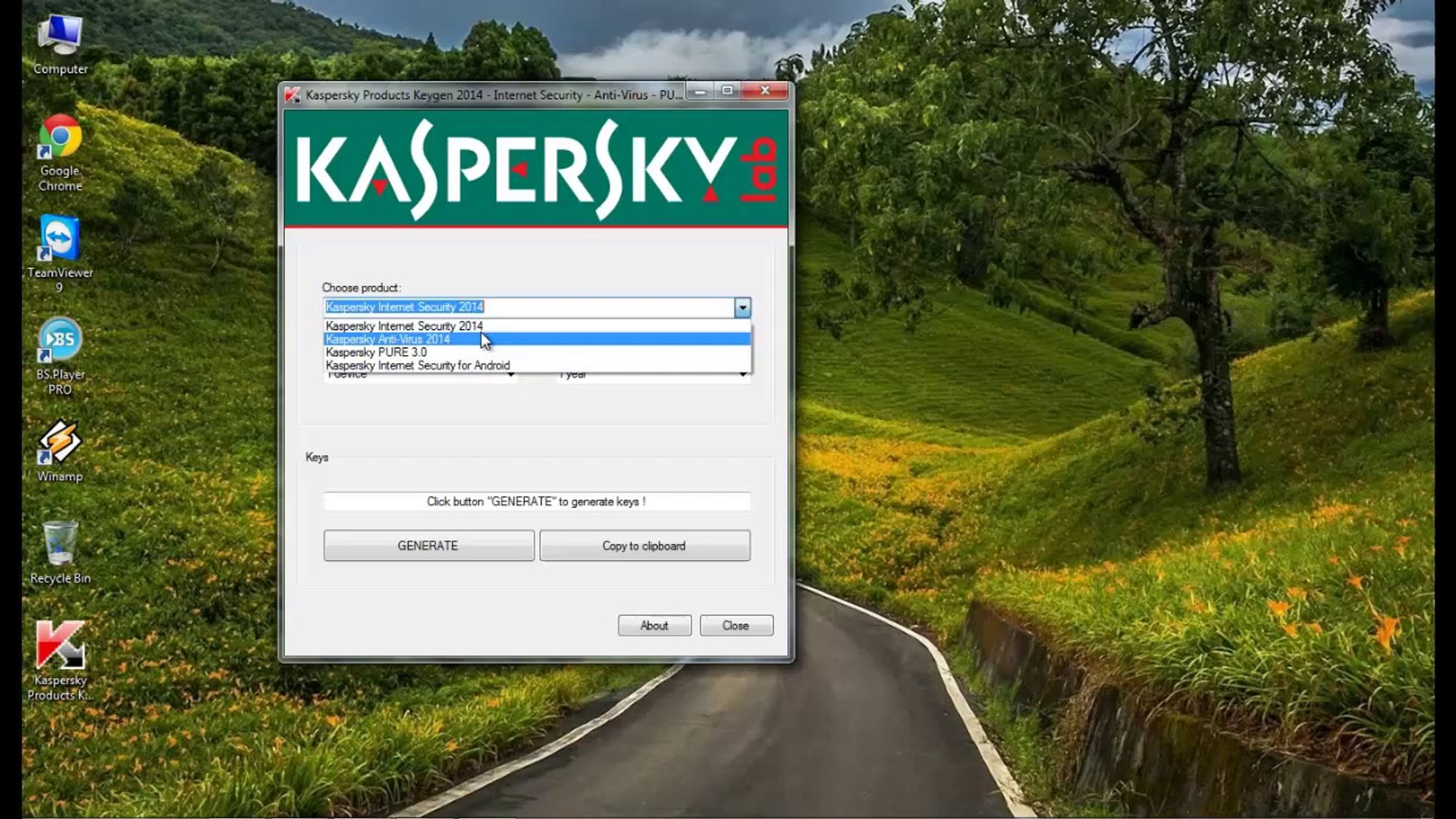Kostenlos herunterladen kaspersky Kaspersky Internet
