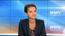 """Duflot: """"sa posture est un manque de considération envers les Français """", juge Belkacem"""