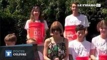 """Anna Wintour a, elle aussi, relevé le défi """"Ice Bucket Challenge"""""""