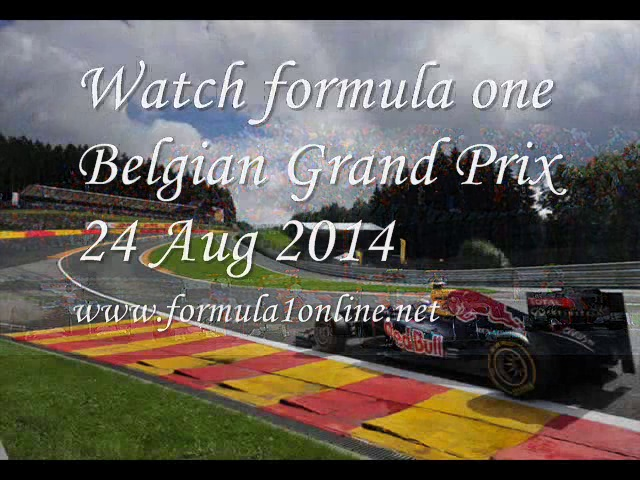 Watch formula one
