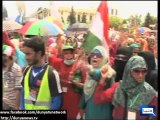 Dunya News - IG Islamabad replaced for avoiding torture on marchers: sources