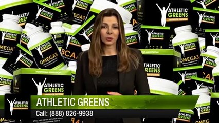 Athletic Greens Wilmington Wonderful 5 Star Review by Jason P.