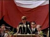1961 - Kennedy - Ich Bin ein Berliner