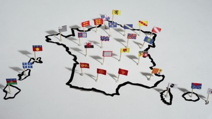 Les régions - Les Clés de la République