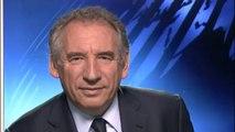François Bayrou, invité du journal de France3 Aquitaine - 200814