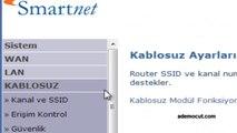 Gorunen Kablosuz Ag Gizleme ( SSID )  Wifi Ag Gizleme