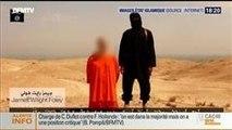 BFM Story: Assassinat de James Foley: le bourreau était probablement Britannique - 21/08