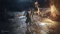 PS4 Games - Bloodborne - Official Gamescom Gameplay Announce Trailer (2014) Sony PlayStation 4 HD 1080p