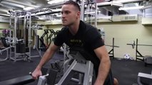 Plate-Loaded Back Machine Rows Exercise _ Exercise & Physical Fitness