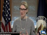 Dunya News-US does not support extra-constitutional changes in Pakistan: State Department