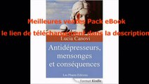 Telecharger Antidépresseurs, mensonges et conséquences (Marre de la vie ? t. 8) PDF – Ebook Gratuitement