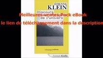 Telecharger Discours sur l'origine de l'univers PDF – Ebook Gratuitement