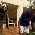 Ice Bucket Challenge de Marco Materazzi qui nomine Zidane!