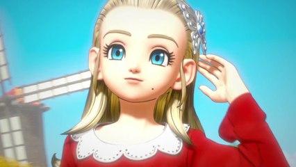 Dragon Quest X 3DS Second Introduction Trailer