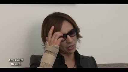 X JAPAN YOSHIKI RECALLS KISS INFLUENCE