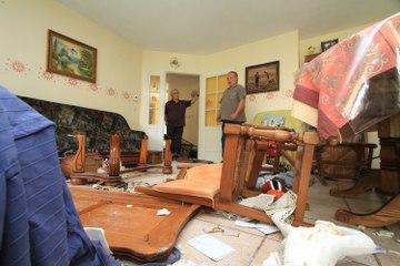 Couple attaqué par les objets de sa maison : la visite des lieux