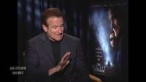 ROBIN WILLIAMS INTERVIEW SHOWS DIFFERENT SIDE IN THE NIGHT LISTENER