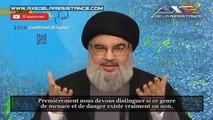 Hassan Nasrallah analyse la guerre de Gaza et l'avancée de l'EIIL en Irak (15.08.2014)