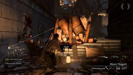 Sniper Elite: La Bataille De Stalingros #4