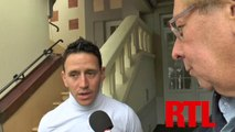 Interview de Grégory Benoist, jockey de SAILING CLUB