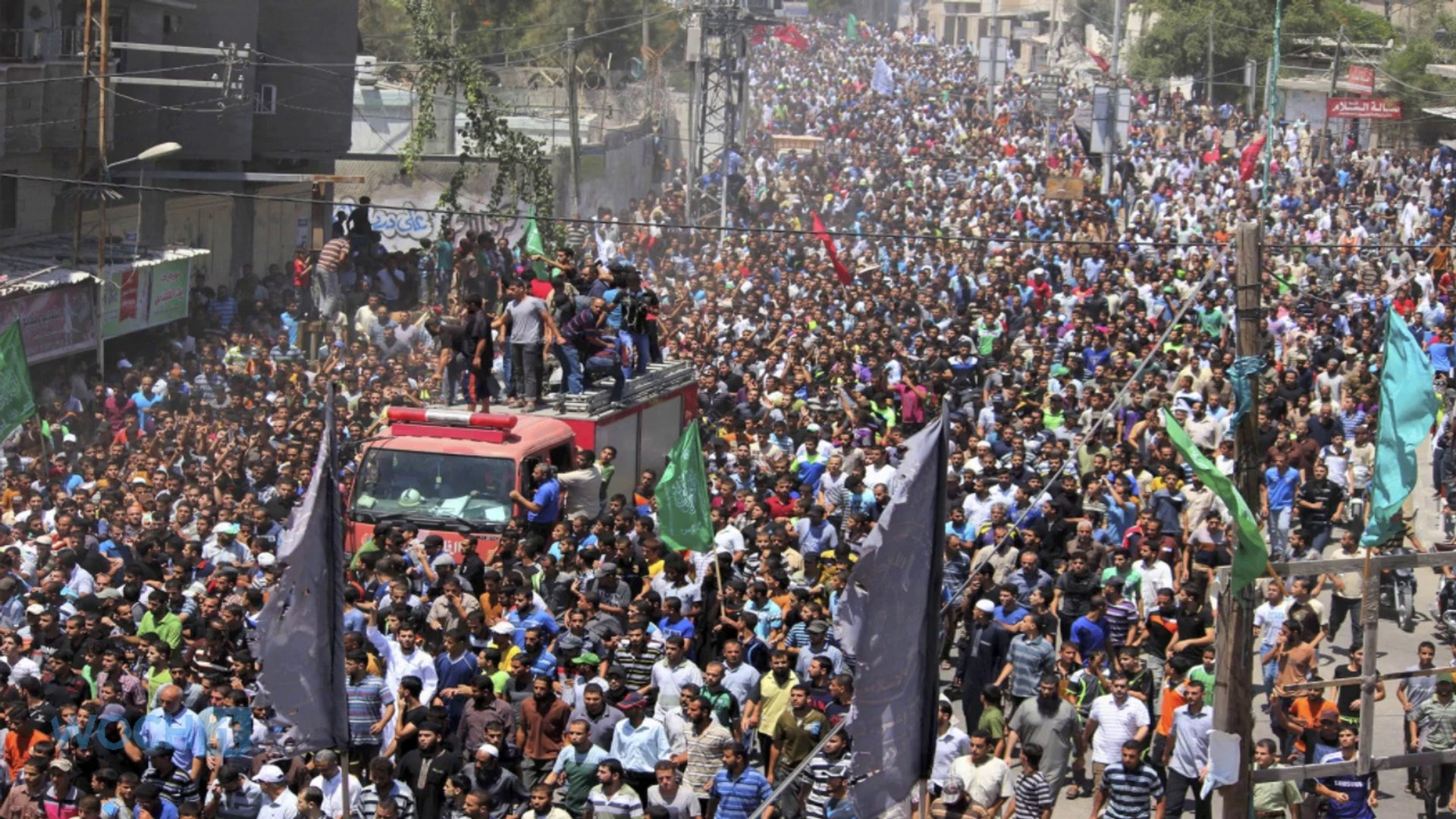 Gaza Gunmen Execute 18 'collaborators' In Gaza; Israel Pursues Air Strikes